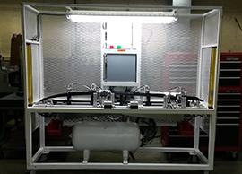 degating machine